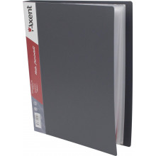 Папка с 40-ка файлами Axent серая (12) №1040-03
