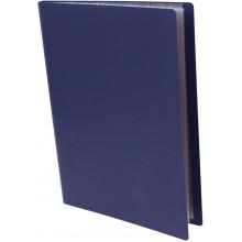 Папка с 20-ю файлами Axent синяя (24) №1020-02