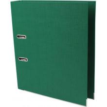 Папка-регистратор А4 Axent 5 см Prestige+ двусторонняя PP зеленая собранная (1) (25) №1721-04С-А