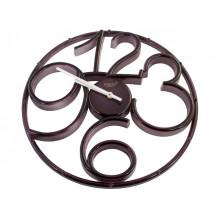Часы настенные Rikon Brown/P/№9951