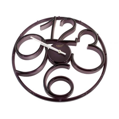 Часы настенные Rikon Brown/P №9951