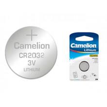 Батарейка Camelion CR2032/1bl (10)