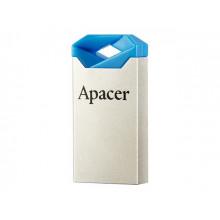 Флеш-пам`ять 16GB Apacer AH111 USB 2.0 blue/crystal 8968