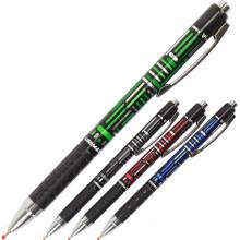 Ручка автоматическая шариковая Unimax Electra 0,7 мм синяя (12) (120) №UX-123-02