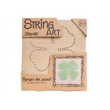 Набор для творчества 1 Вересня Стринг-арт цветок (1) (25) № 952899