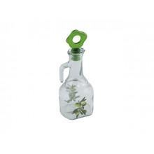 Пляшка для олії скло Herevin Milas Dec 275 мл (18) (20) 05860