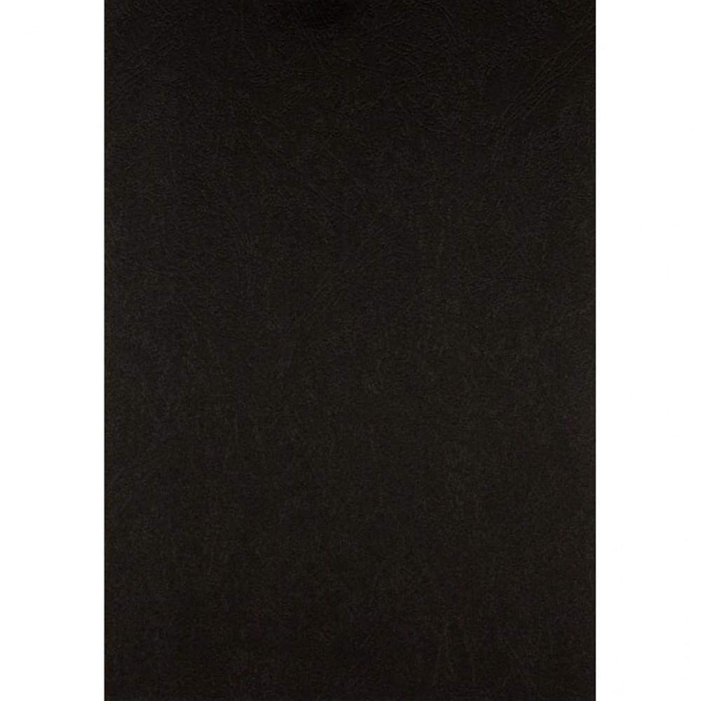 """Обложки для брошюрования А4 """"Axent"""" картон под кожу черные (50) №2730-01"""