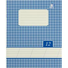 Тетрадь 12 листов косая линия Жемчужина Тетрада фоновая обложка (25) (700)