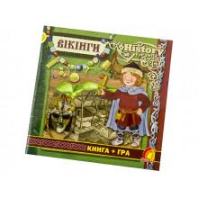 Книга B5 Книжный мир: Викинги на украинском Елвик (10) №Ю124065У/2761
