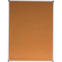 Доска пробковая Buromax алюминиевая рамка, 90 х120 см 0018