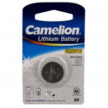 Батарейка Camelion CR2016/1bl (10)