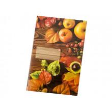 Книга-канцелярская А4 96 листов клетка Фолдер офсет мягкая обложка (20)