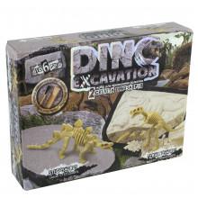 Набір для проведення розкопок Dino excavation динозаври українською DankoToys (6) DEX-01-04,05,06