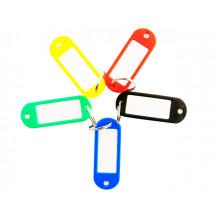 Брелок-идентификатор для ключей пластиковый E41637 (10) (250)