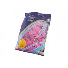 Кулька повітряна Gemar 21см/8 яскраво-рожева (100) A80/80061