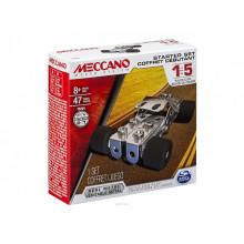 Конструктор Меккано Стартовый набор, в коробке 4,92х4,92х1,57см (6) КИ №6026713