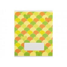 Тетрадь 12 листов линия Подолье Мозаика (25) (500) №13021