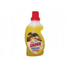 """Моющее средство """"Сама"""" 750 мл для пола жидкий (15) №4062"""