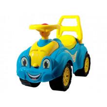 Машина-каталка Толокар ТехноК Патріотична 3510 синьо-жовта