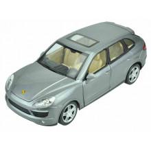 Машина металева на батарейці Porsche Cayenne S Автопром звук, світло, відчиняються двері, в коробці 68241A