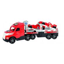 Трек Magic Truck с авто формула Тигрес №36240