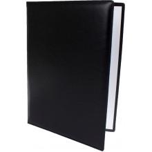 Папка До підпису Optima Nebraska А4 чорна O36030-01