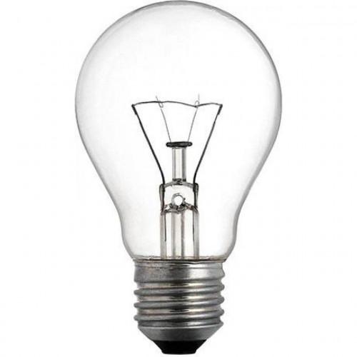 Лампа ЛЗП Искра A50 100Вт Е27 гофра (1) (100)