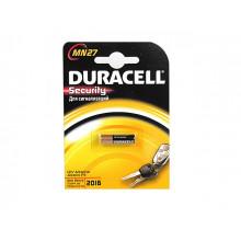 Батарейка Duracell LR-27A/MN27/1bl