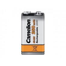 Аккумулятор Camelion Ni-Mh (6F22,250 mAh) / блистер 1 шт (1) (12)