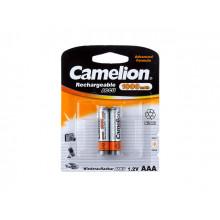 Аккумуляторы Camelion Ni-Mh (R-03,1000 mAh) / блистер 2 шт (12)