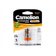 Аккумуляторы Camelion Ni-Mh (R-03,1100 mAh) / блистер 2 шт (12)