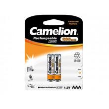 Акумулятори Camelion Ni-Mh (R-03, 600 mAh) блістер 2 шт (12)