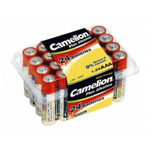 Батарейки Camelion LR-03 коробка 24 шт (6) (24)