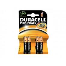 Батарейки Duracell LR-03 / блистер 4 шт (10)