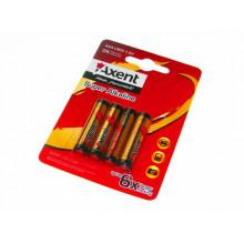 Батарейки Axent Алкалайн LR-03 / блистер 4 шт (12) (288) №5553