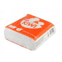 Салфетки столовые Kiwi Барна 450 шт. белые Эко 0019 (7)