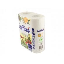 Полотенце бумажное Soffione 2 шт (20) №3209