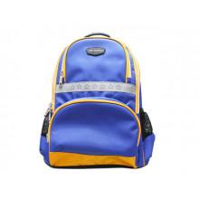Рюкзак Dr. Kong ортопедична спинка 1 відділення 4 кишені синій S Z271/970225