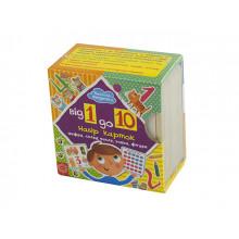 Карточки От 1 до 10 В. Федиенко B7 Школа (6)