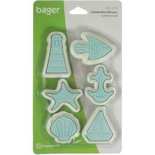Форма для выпечки Bager (60) №BG-235/90603/9004