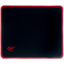Килимок Havit HV-MP839 чорний/червоний 3648