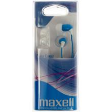 Навушники вакуумні Maxell 303442 color canalz-blue ipod ear bud