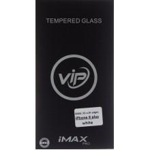 Захисне скло iMax(Y) Curved 3 D — iPhone 6 Plus — White Breidon