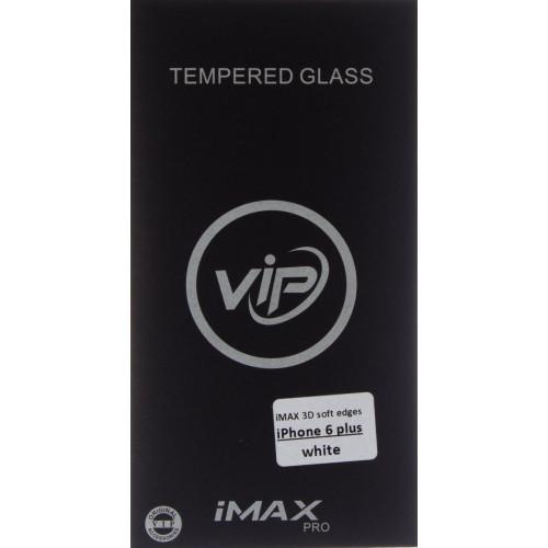 Защитное стекло iMax(Y) Curved 3 D — iPhone 6 Plus — White Breidon