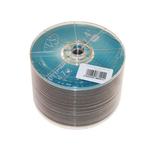 DVD+RW VS 4х4.7Gb/120min bulk (50)