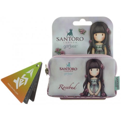 Кошелек детский Yes Santoro Rosebud №W-01/532677