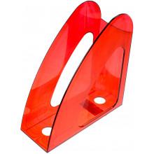 Лоток вертикальний Arnika Радуга червоний (12) №80614