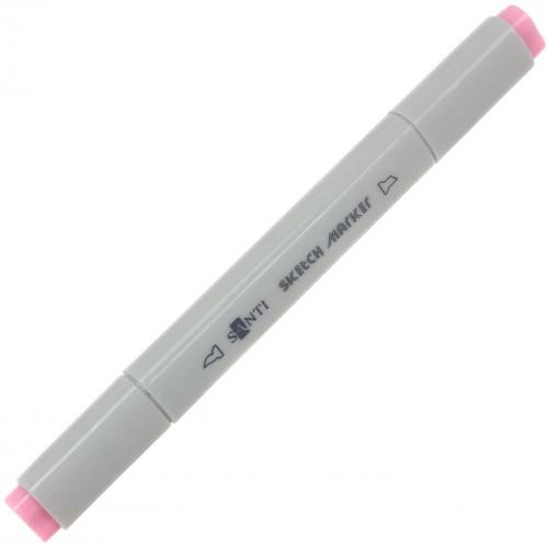 Маркер Santi sketch світло-рожевий (6) №SM-28/390558