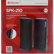 Колонки Defender 2.0 SPK-210 2x2W 65210