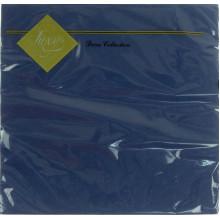 Серветки столові ТМ Luxy 3-х шарові 20 шт сині (15)